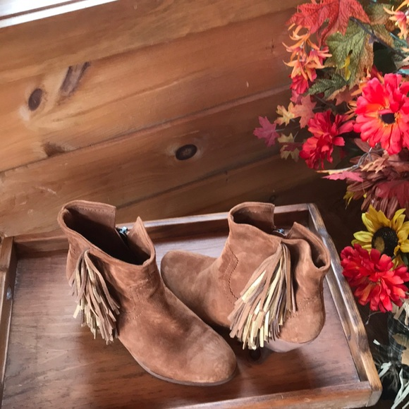 Sam Edelman Shoes - WORN TWICE Gorgeous Size 9 Suede Sam Edelman boots